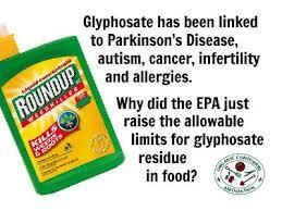 Glyphosate is death