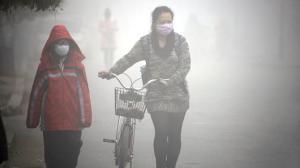 Chinas air pollution
