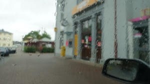 waiting on a rainy day